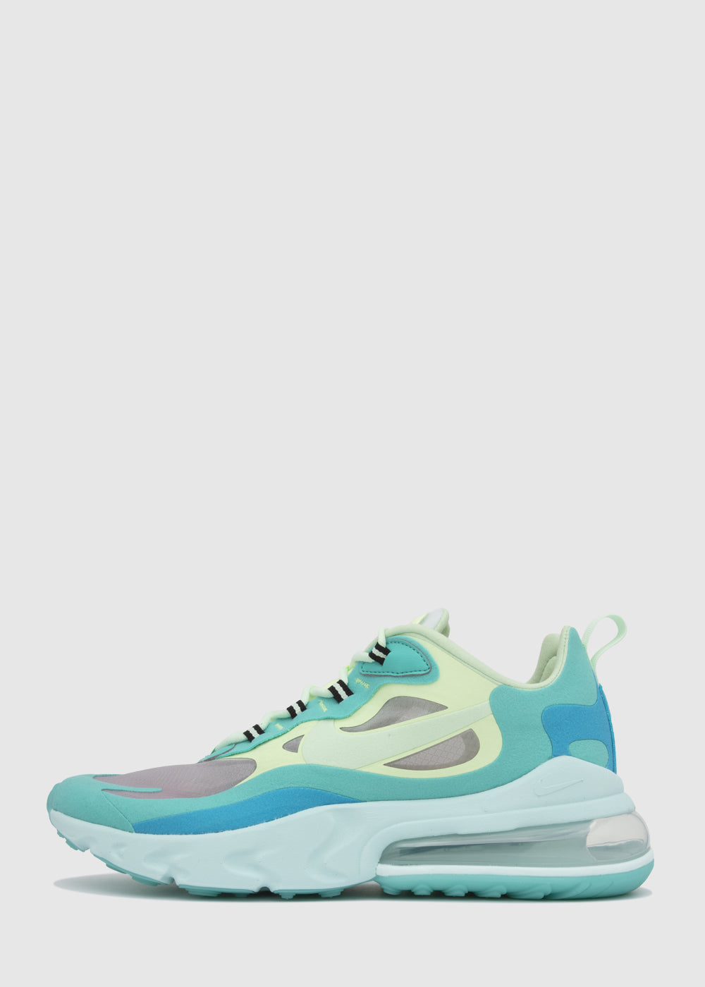 air max 270 react turquoise