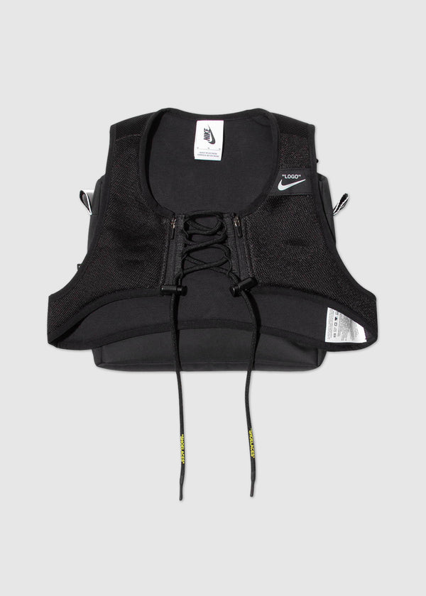 NIKE X OFF-WHITE: VEST TOP [BLACK]