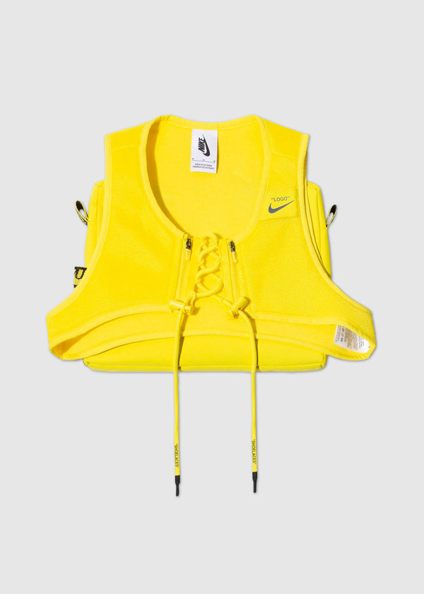 NIKE X OFF-WHITE: VEST TOP [YELLOW]