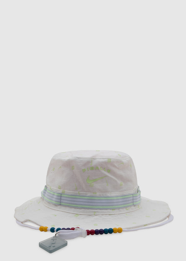 NIKE X PIGALLE: BUCKET HAT [WHITE]