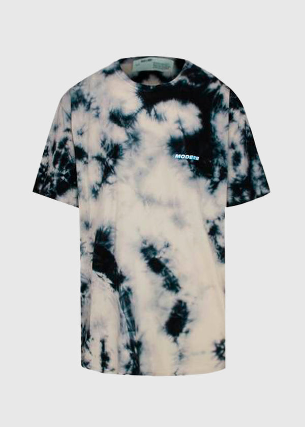 OFF-WHITE TIE DYE TEE [MULTI]