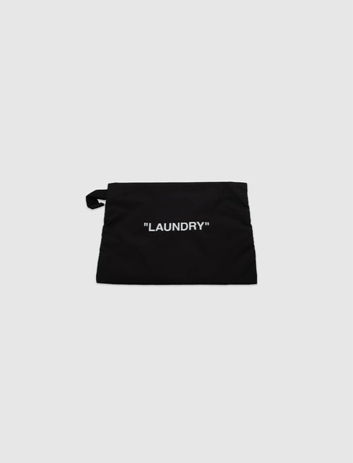 OFF-WHITE LAUNDRY BAG