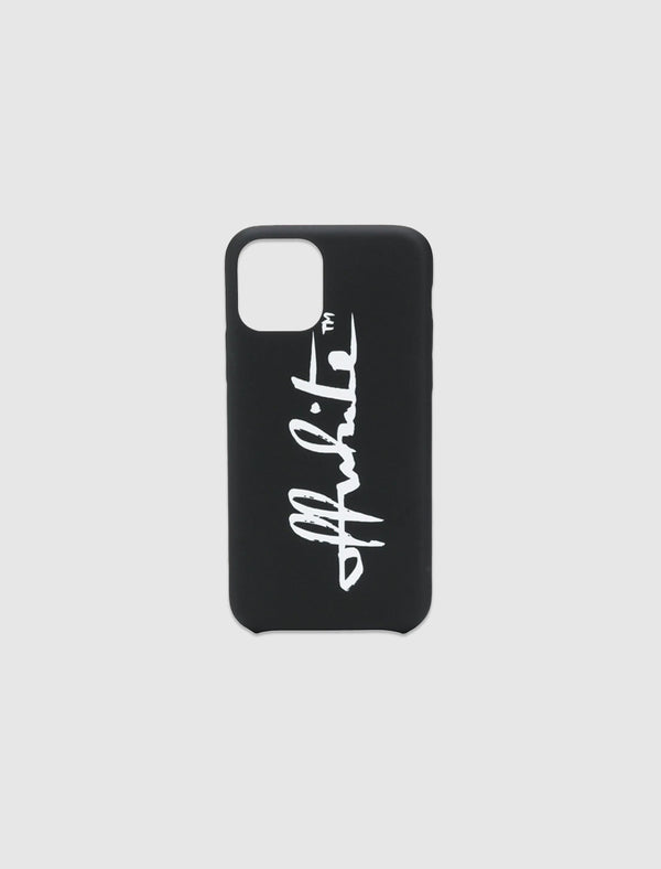 OFF-WHITE: IPHONE 11 PRO CASE [BLACK]