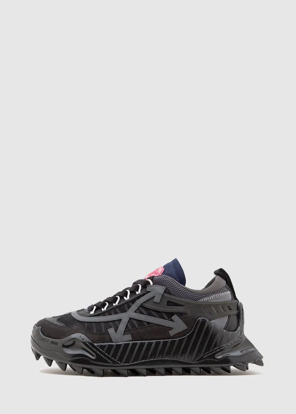 OFF-WHITE: ODSY 1000 SNEAKER [BLACK]