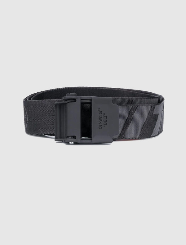 OFF-WHITE: 2.0 BELT [BLACK]