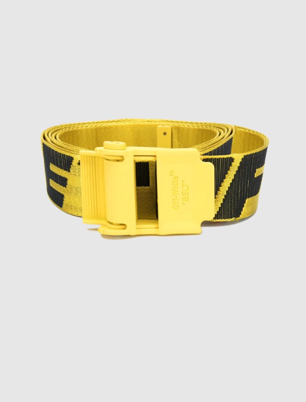 OFF-WHITE: 2.0 BELT [YELLOW]