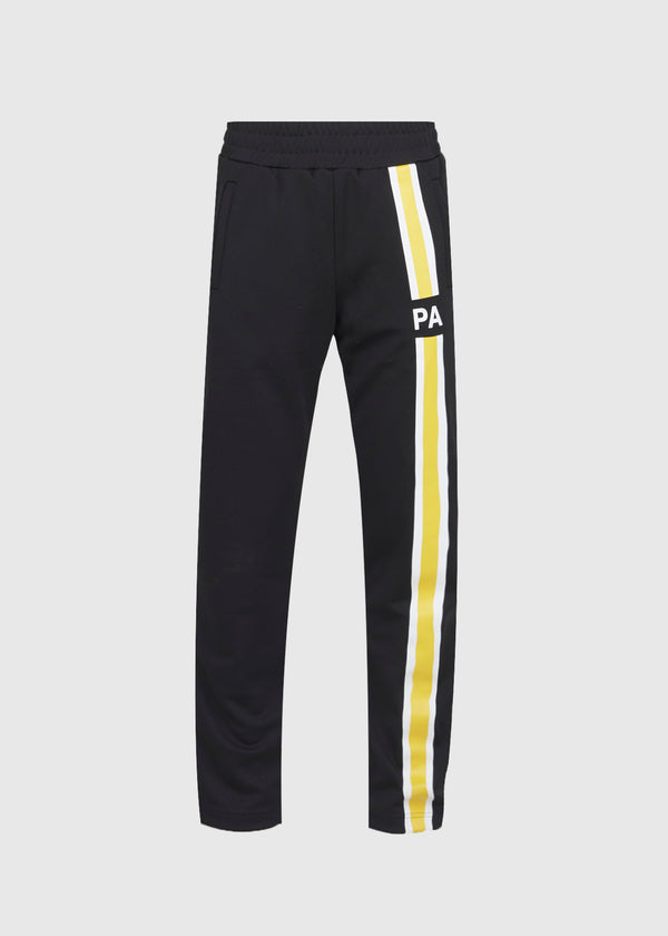 PALM ANGELS: CASUAL PANTS [BLACK]