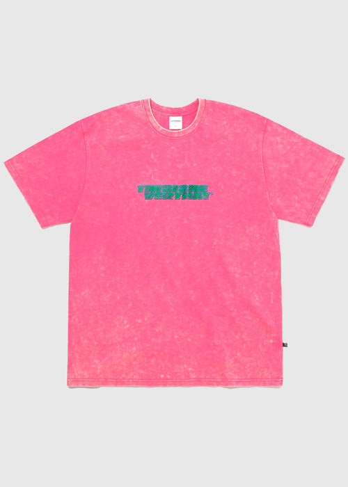ACID WASHED TEE