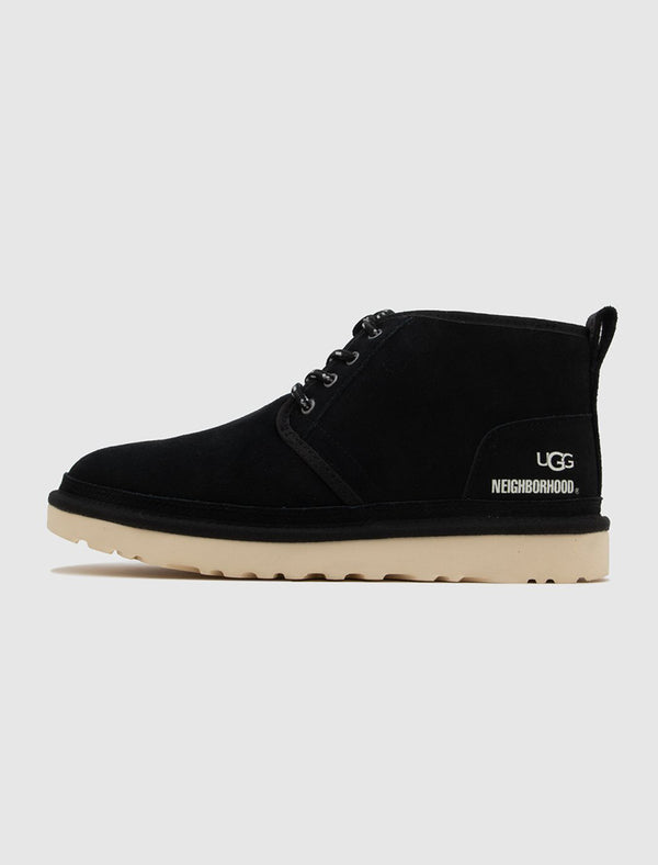 NEIGHBORHOOD X UGG: NEUMEL BOOT [BLACK]