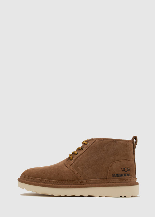 NEIGHBORHOOD X UGG: NEUMEL BOOT [CHESTNUT]