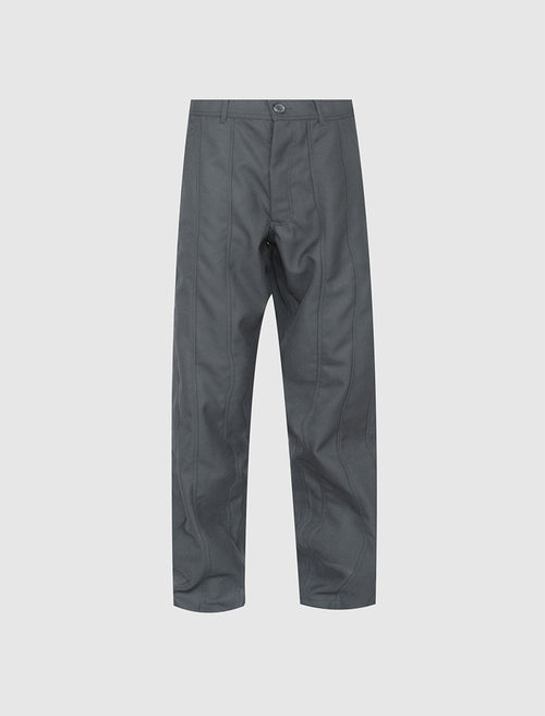 POLY WOOL PANTS