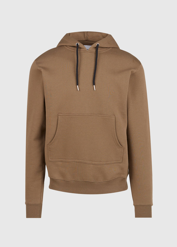 YOUTHS IN BALACLAVA: Y HOODIE [BROWN]