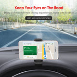 GPS Navigation Dashboard Phone Stand