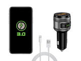Car Bluetooth to FM Transmitter (Quick Charge 3.0)