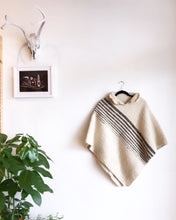 Load image into Gallery viewer, Nuba Poncho - Grey