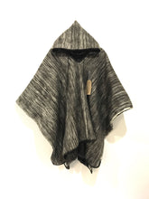 Load image into Gallery viewer, Mocha Pullover Poncho