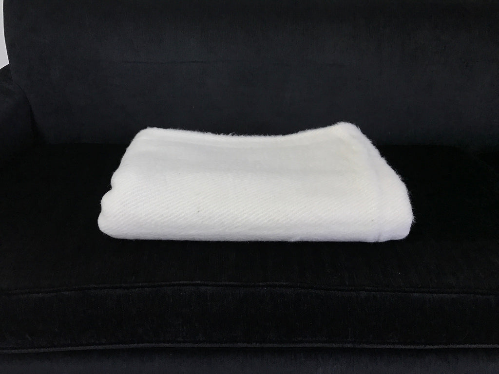 Crema Throw Blanket