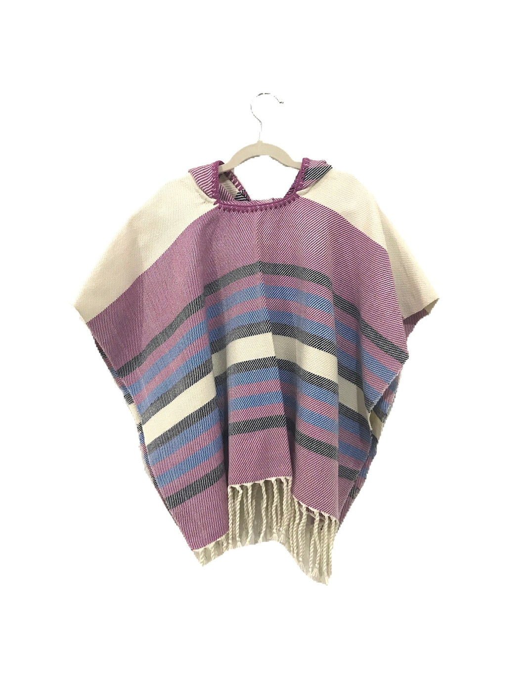 Chicle Pullover Poncho
