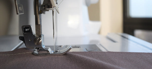 The Bare Essentials: Machine Sewing