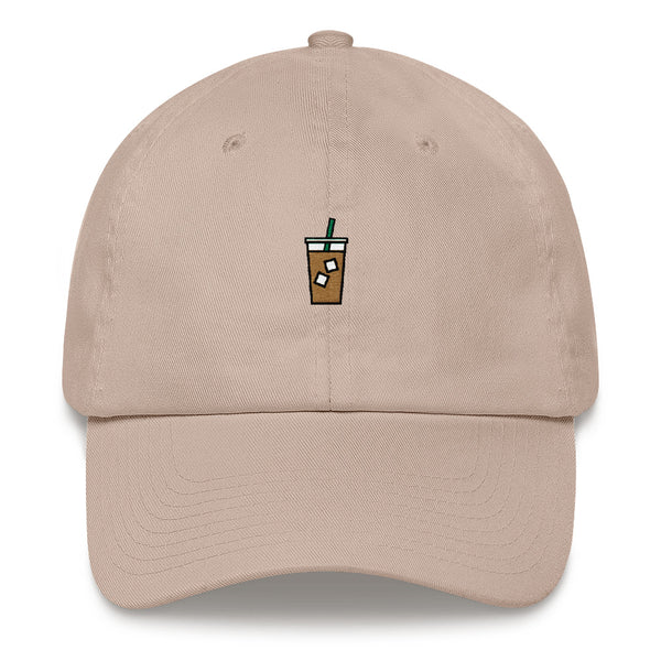 Too Caffeinated Hat - Cold Brew