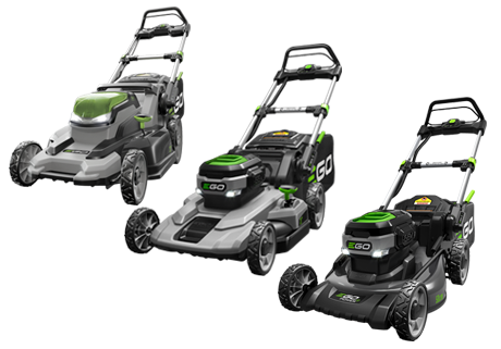 Power+ Push Mowers