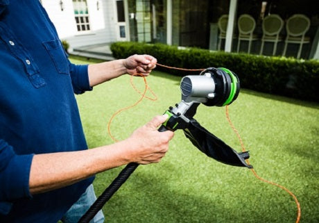 "Power+ 15"" 56V Lithium-Ion POWERLOAD™ String Trimmer"