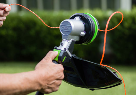 POWERLOAD™ String Trimmer w/ Carbon Fiber Shaft