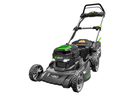"Power+ 20"" Lawn Mower with Steel Deck"