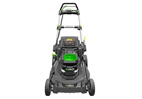 "20"" Self-Propelled Lawn Mower with Steel Deck"