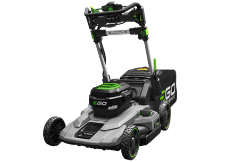 "Power+ 21"" Lawn Mower"