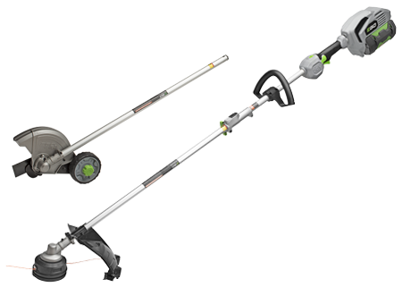 "POWER+ 15"" String Trimmer & Edger Combo Kit with 5.0Ah Battery and Charger"
