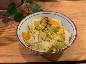 Cabbage Cleanse Stew