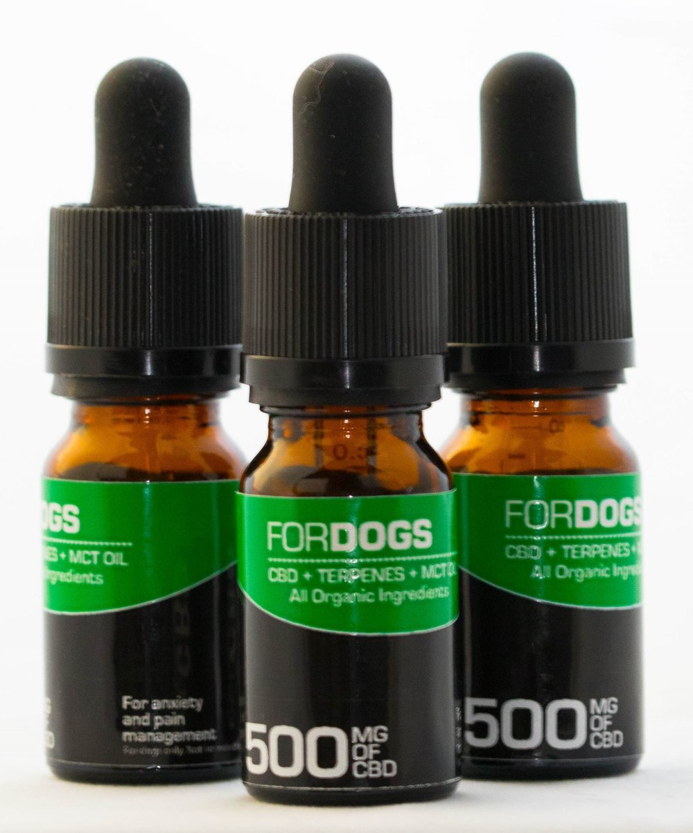 petCBD - Oral Drops for Dogs