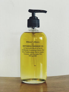 Abhyanga CBD Body Oil