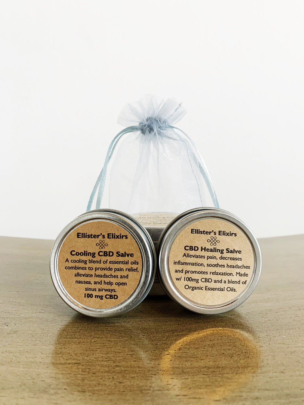 CBD Salve Set
