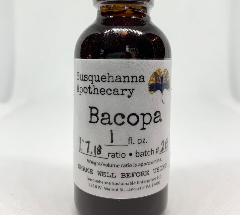 Bacopa Tincture