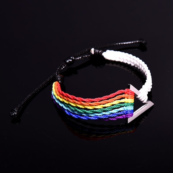 Dark side of the moon bracelet Pink floyd