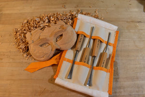 Lora Irish, The Carving Pattern Queen, Reviews Schaaf Wood Carving Tools