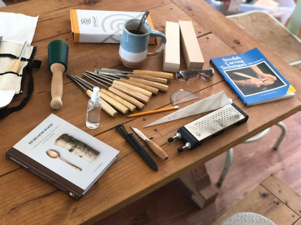 Schaaf Tools woodcarving tools for beginners and hobbyists