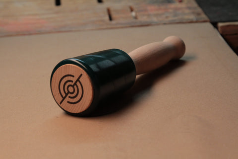 precision woodcarver's mallet from schaaf wood carving tools