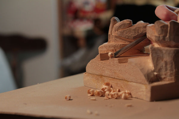 carving with schaaf tools gouge