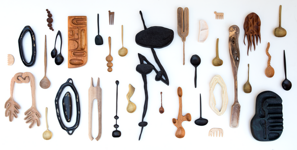 wooden spoons, spoon carving, lovespoons