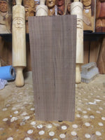 Walnut block for wood carving