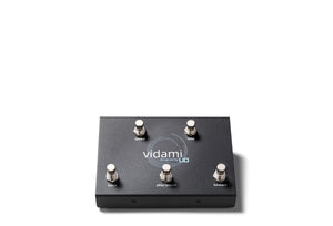 Vidami YouTube looper pedal tablet hero image