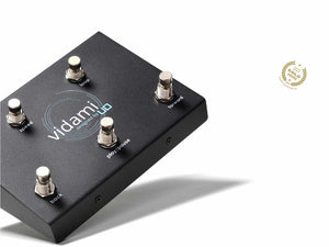 Vidami YouTube looper pedal hero image