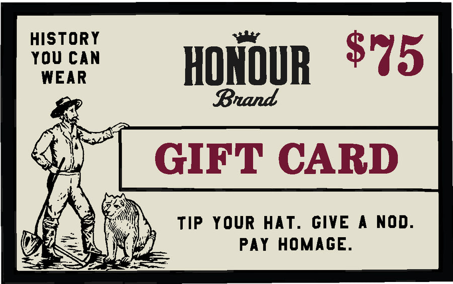 A Handy Honour Brand Gift Card