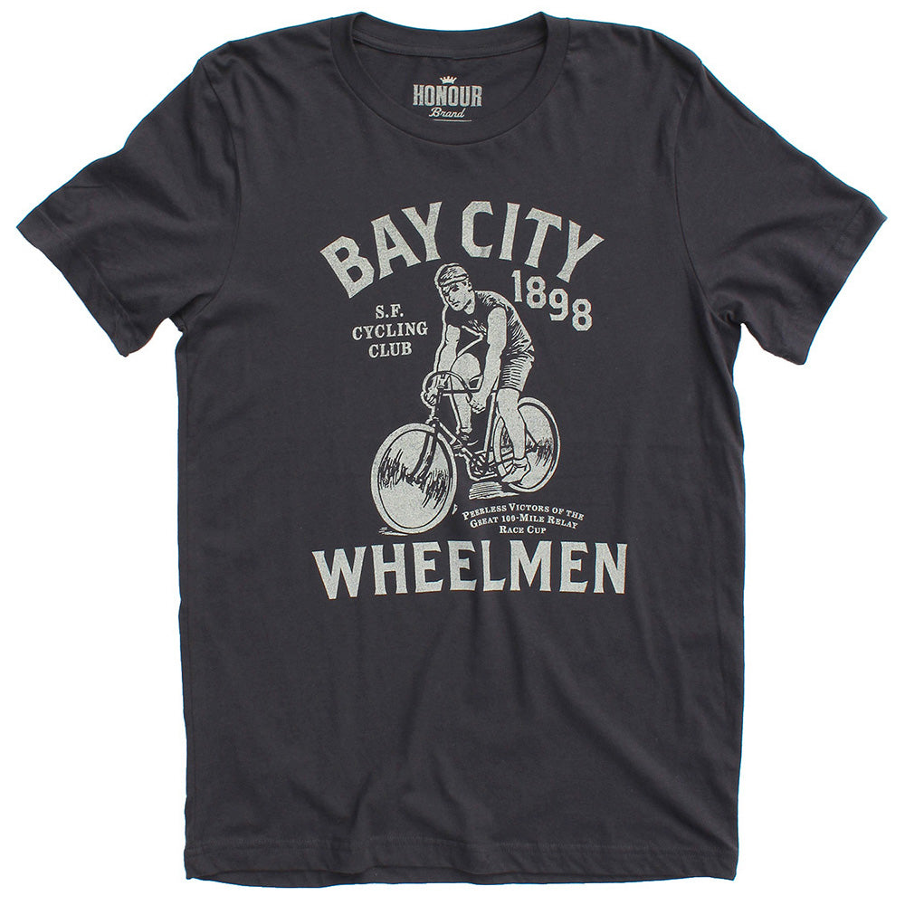 Bay City Wheelmen T-Shirt