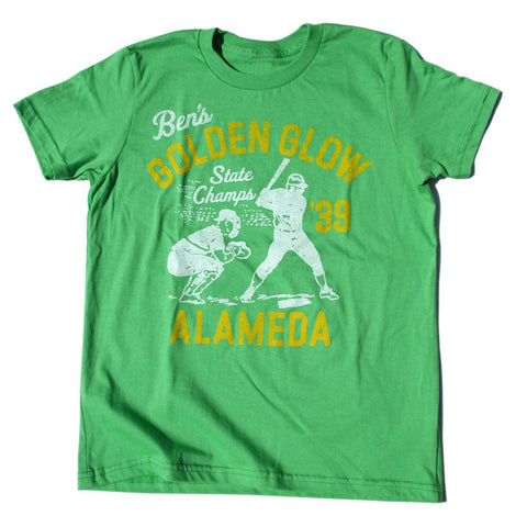 Kid's Ben's Golden Glow T-Shirt