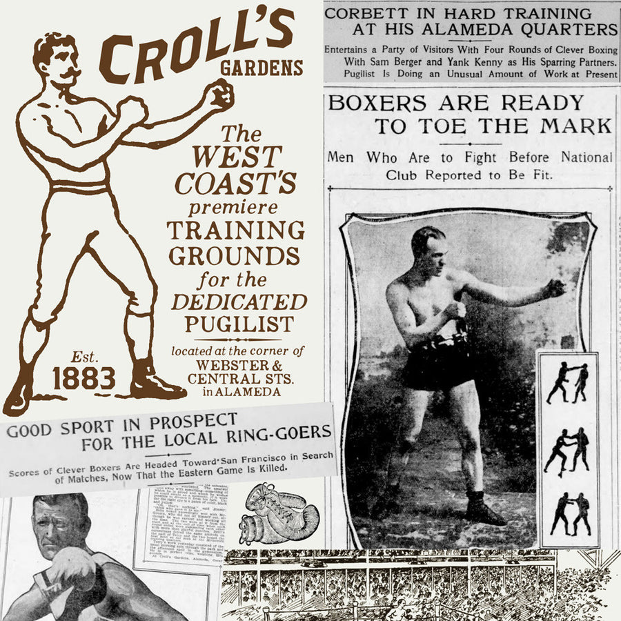 Croll's Gardens Boxing