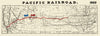 Pacific Railroad map storyboard